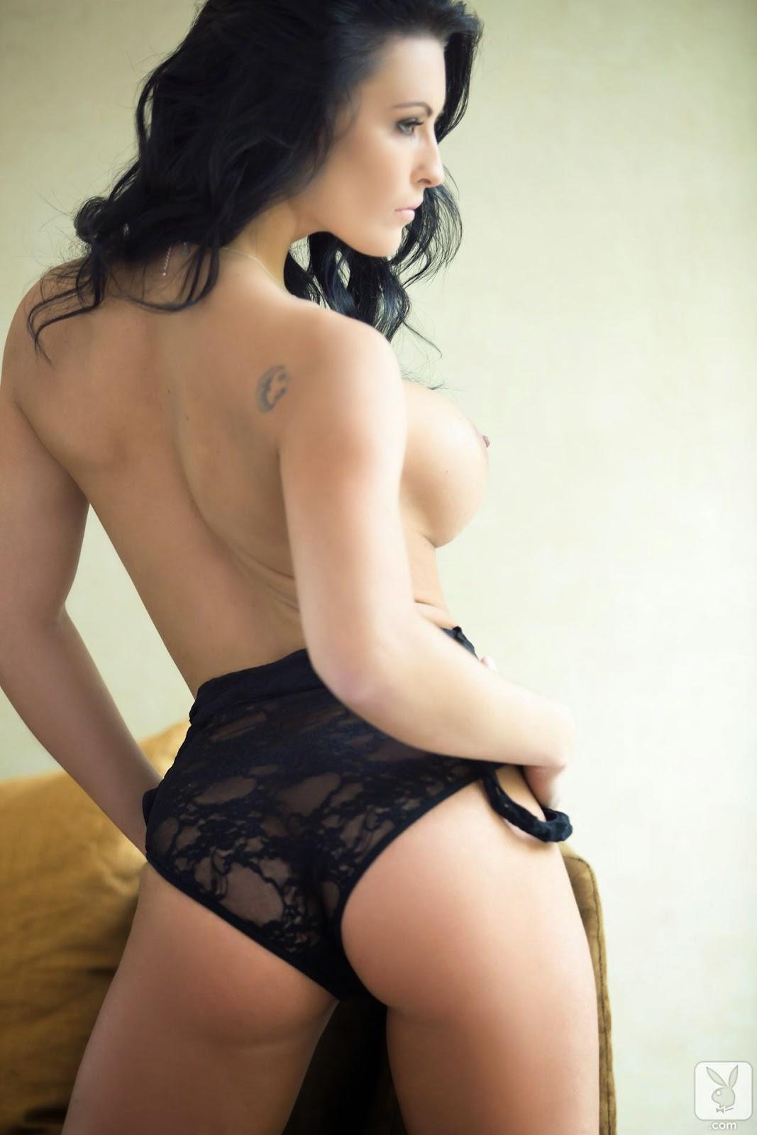 Playboy Jessie Shannon Nude