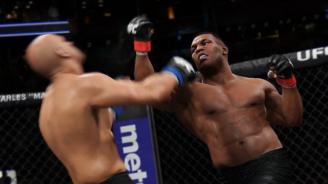 Mike Tyson en UFC 2, noticias videojuegos