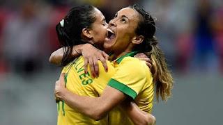 Brasil-Corea del Sur