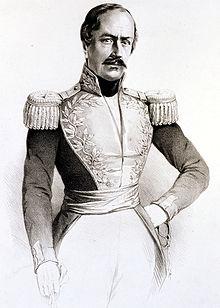 Retrato de José María Obando