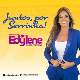 VEREADORA EDYLENE FERREIRA