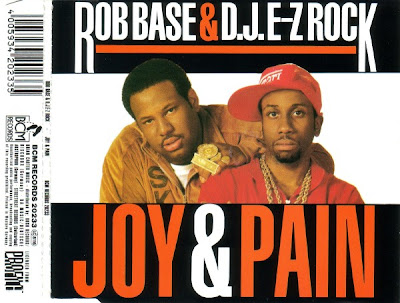 Rob Base & DJ E-Z Rock – Joy & Pain (CDM) (1989) (320 kbps)