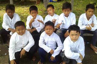 Kelompok Rebana Anak-anak TPQ. Ar-Rasyid