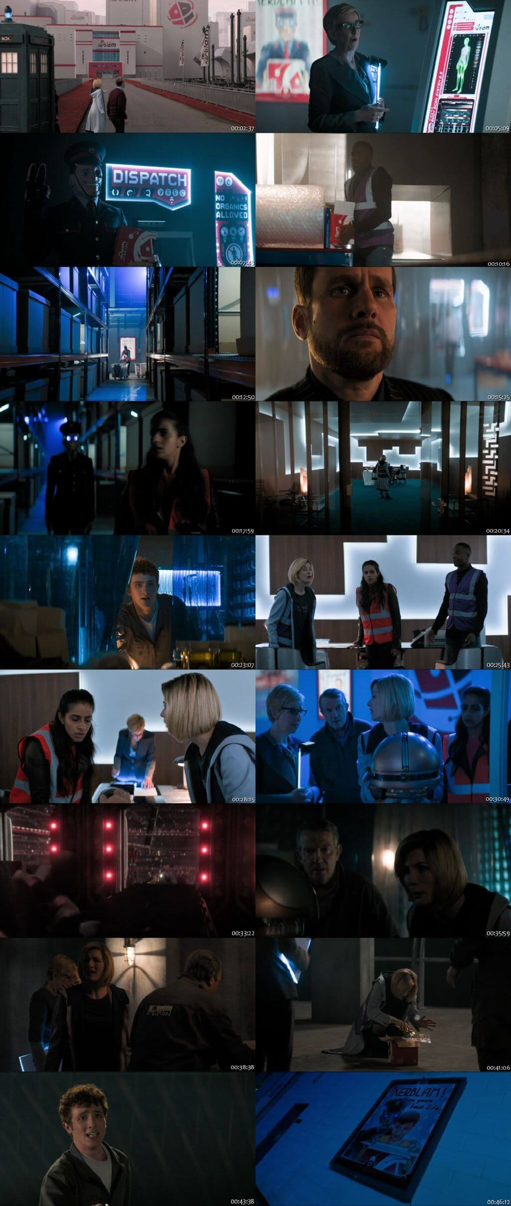 Screenshots Of English Show Doctor Who Season 01 Episode 07 2018 WEB-DL 720P 300MB