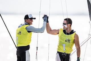 VELA - Botín y López logran el oro en 49er y Barreiros y Curbelo el bronce en 470 en Miami