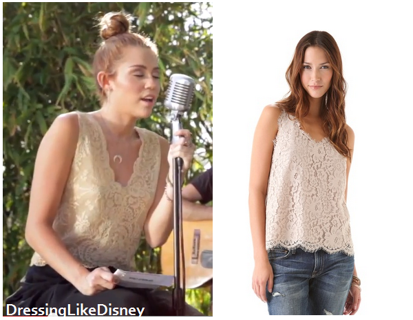 miley cyrus backyard sessions outfit miley cyrus wears this similar