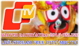 Watch Nabakalebara Ratha Yatra 2015 Live Online!