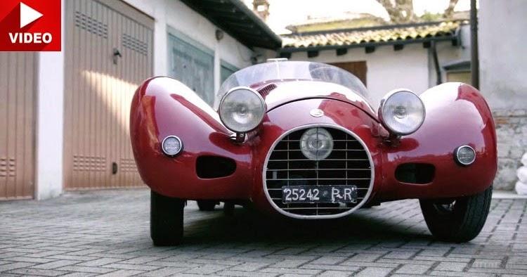 Fiat 1100 Stanguellini Video