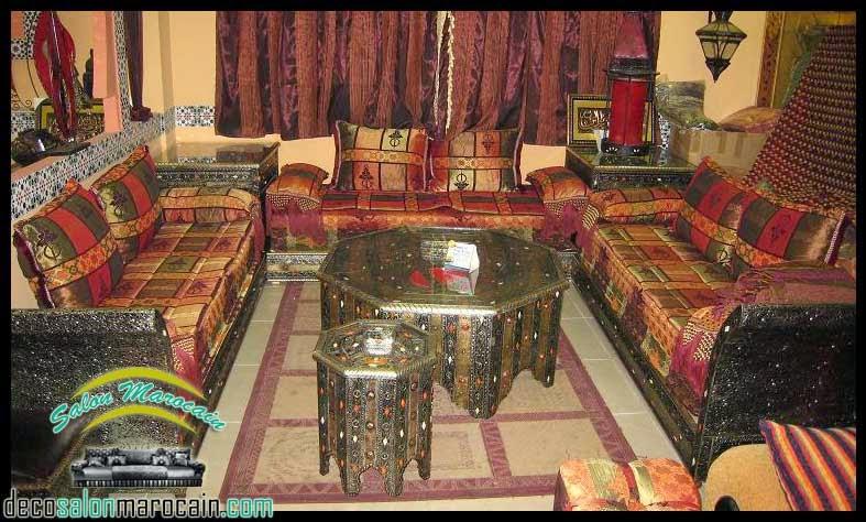 Salon marocain beldi orthodoxe