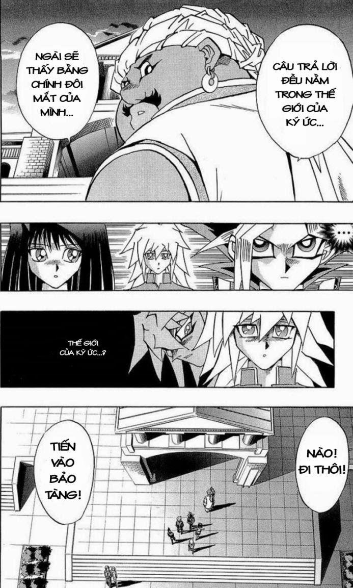 YuGi Oh – Vua Trò Chơi chap 282 Trang 8