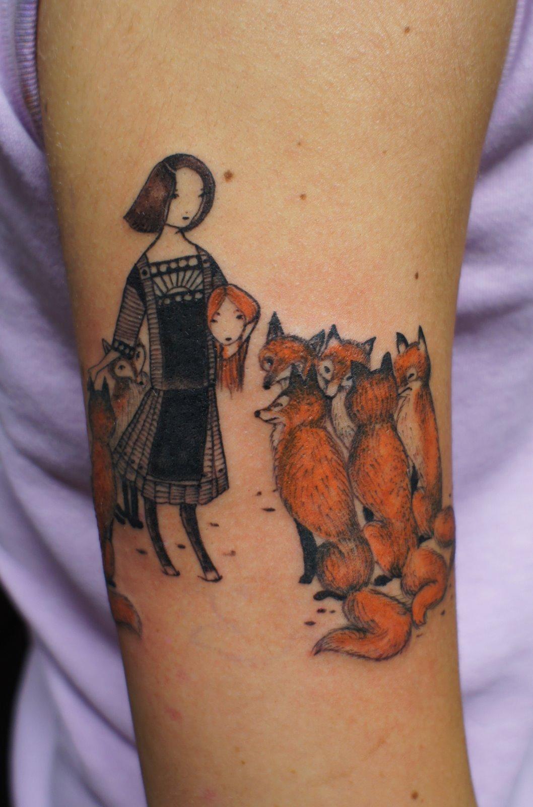Deirdre Doyle Art And Tattoos November 2011