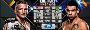 UFC: Video da luta - TJ Dillashaw x Renan Barão