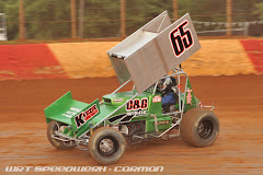 2011 Central PA 358 Point Series Hoseheads.com  Rookie of the Year. Niki Young .