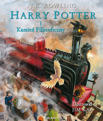 """Harry Potter i Kamień Filozoficzny"" J. K. Rowling"