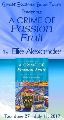 Ellie Alexander: here 7/7/17