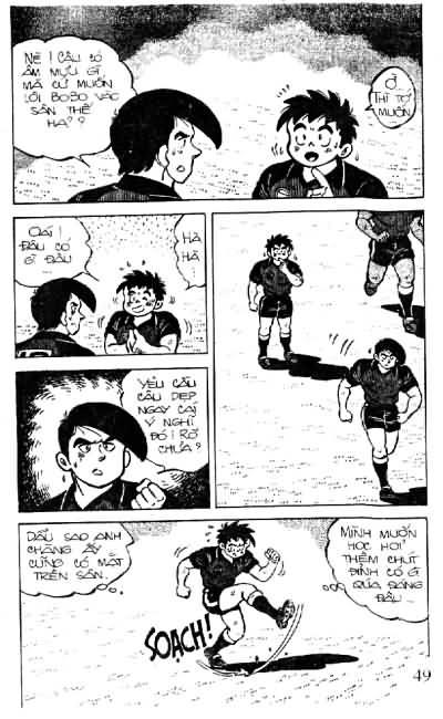 Jindodinho - Đường Dẫn Đến Khung Thành III  Tập 24 page 49 Congtruyen24h