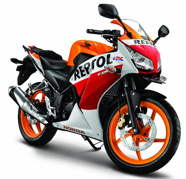 Harga Honda CBR150R