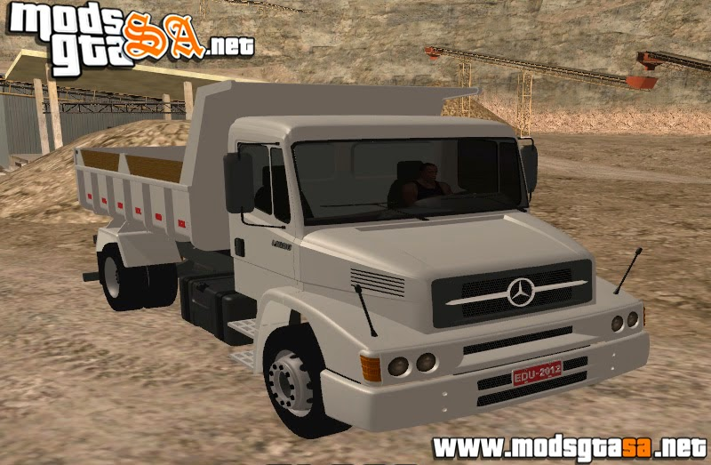 SA - Mercedes-Benz 1620 Caçamba