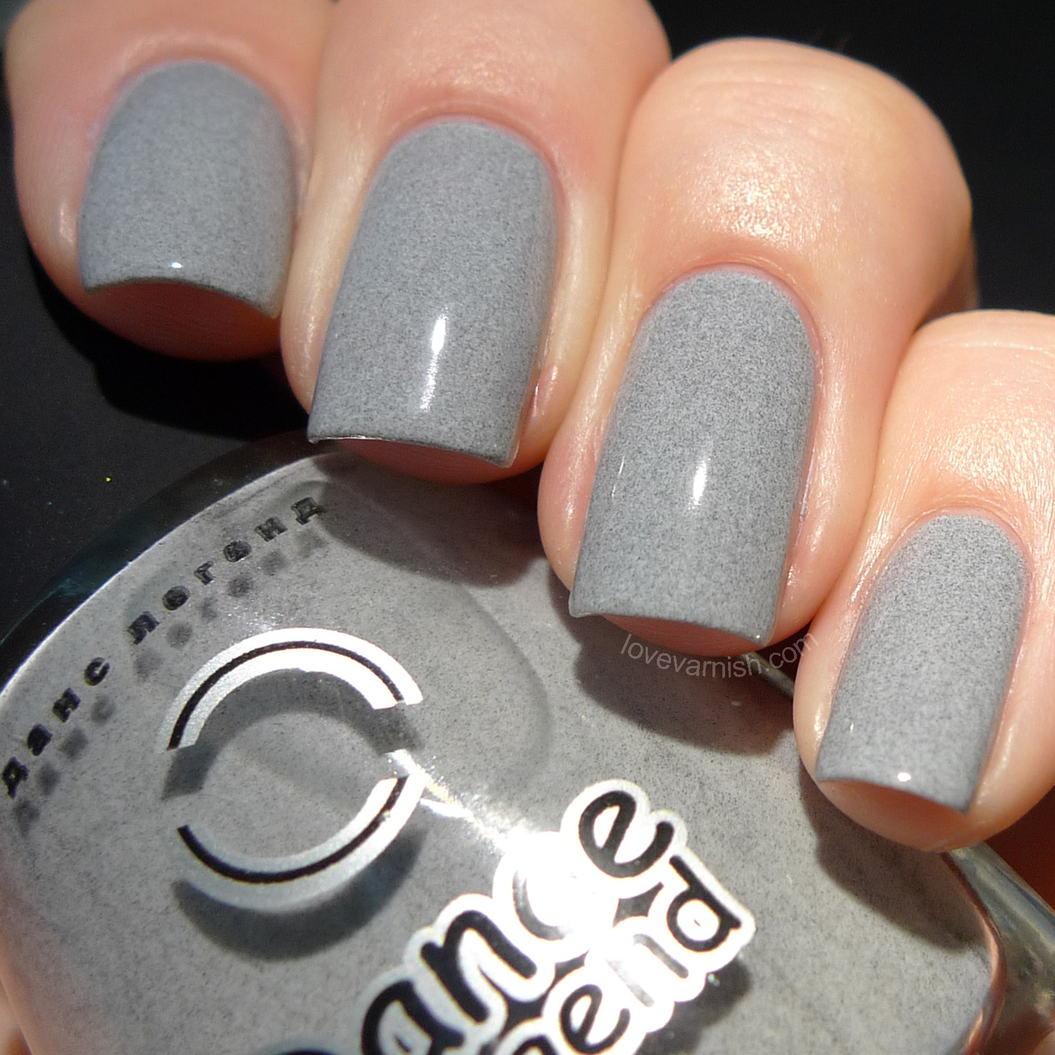 Dance Legend Smoky Grey Britain swatches and review