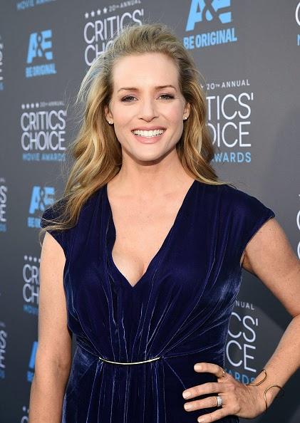 Kimberly Quinn at 2015 Critics Choice Movie Awards