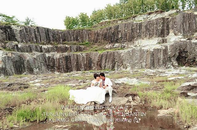 Prewedding Bayu & fika [ weddingbayufika.ga ] karya TUNJUNGBIRU.CO.ID Rias Pengantin & Rancang Busana | Foto oleh KLIKMG.COM [5] Fotografer Purwokerto