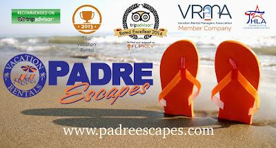 Padre Escapes Blog