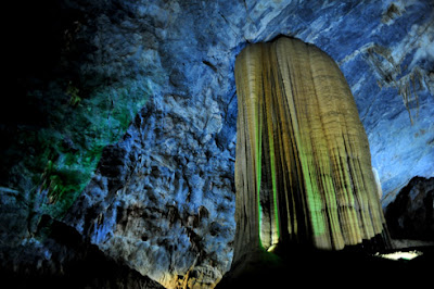"""Thien Duong"" cave (Heaven cave) - the magical beauty"