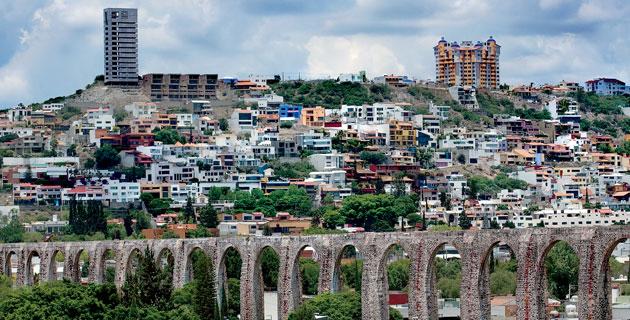 Querétaro en México