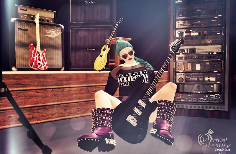 WoW Skins::: Norah Pale BB 02 CL EXCLUSIVE Singer Icon Fair title=