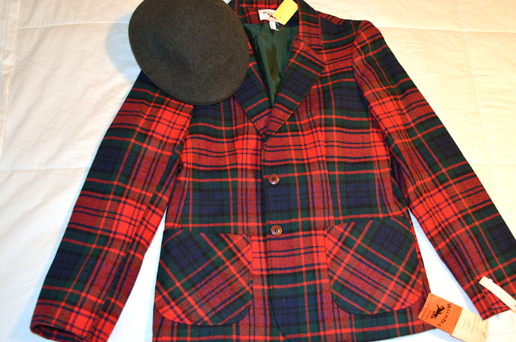 Tartan Hunter jacket