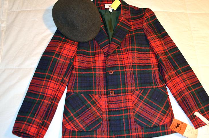 Tartan Hunter jacket