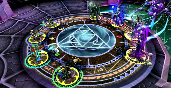 Wizard101 Group Dynamics