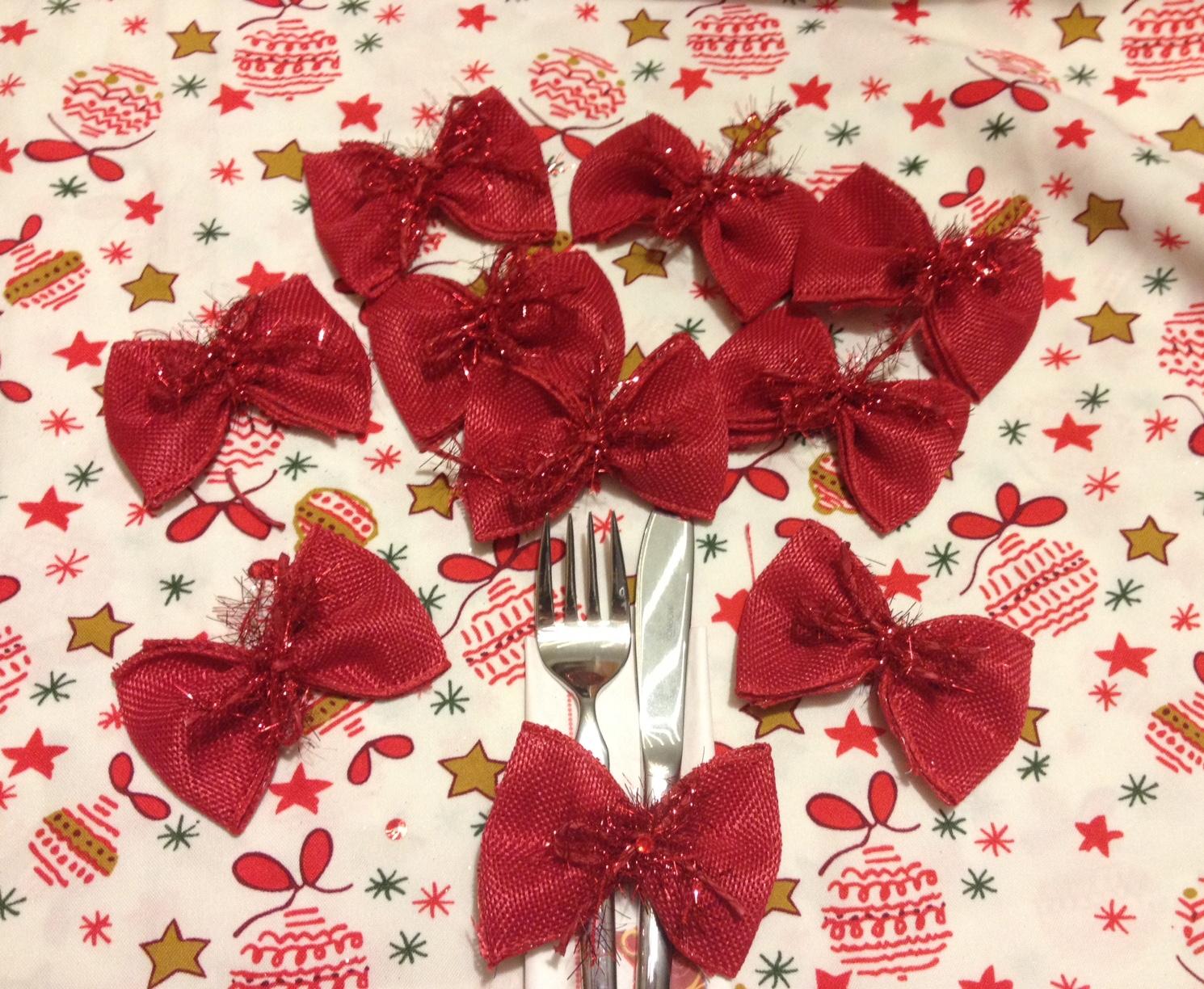 Decorazioni natalizie per la tavola kevitafarelamamma - Decorazioni natalizie tavola ...