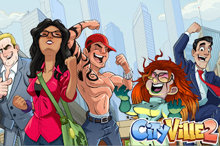 Cityville 2 characters