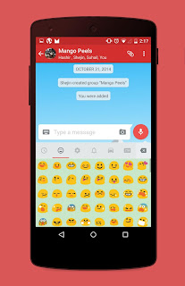 Whatsapp Red Edition v3.2 Mod APK