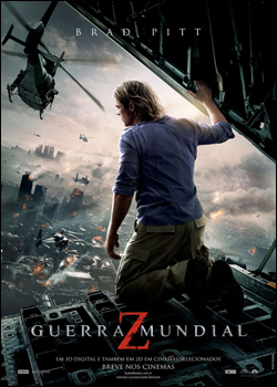 Download Guerra Mundial Z – Sem Cortes – BDRip AVI Dual Áudio e RMVB Dublado