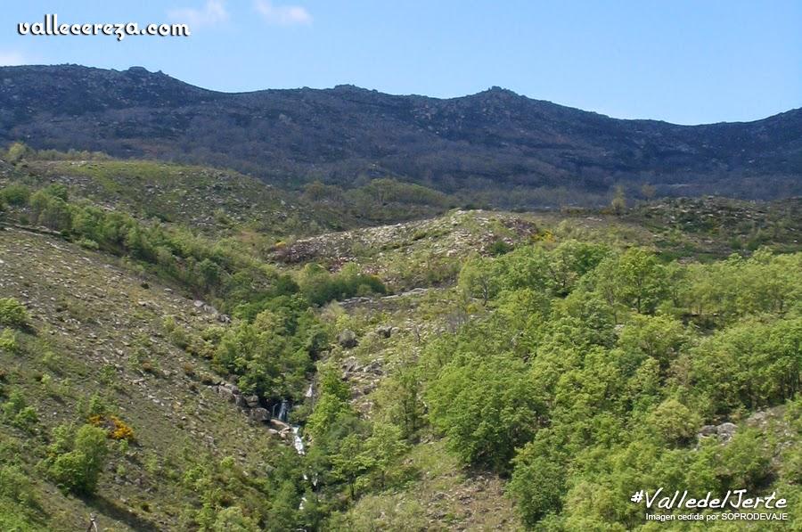 Garganta de La Puria. Valle del Jerte