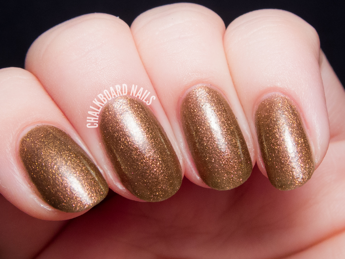Serum No. 5 Dark Matter via @chalkboardnails