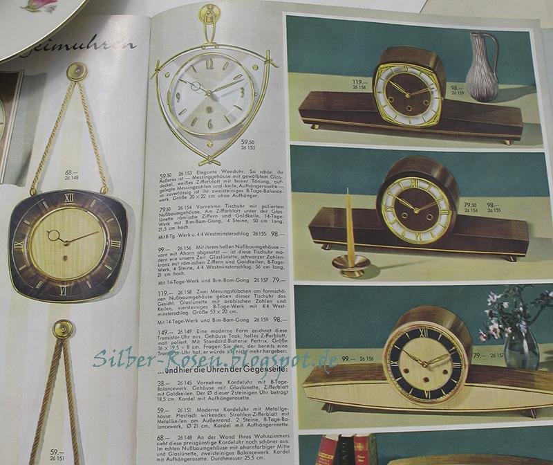 silber muttertag 1961 mother 39 s day 1961. Black Bedroom Furniture Sets. Home Design Ideas