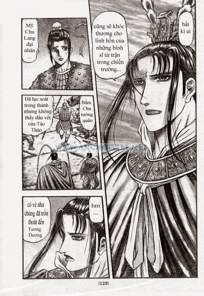 Chú Bé Rồng - Ryuuroden chap 159 - Trang 13