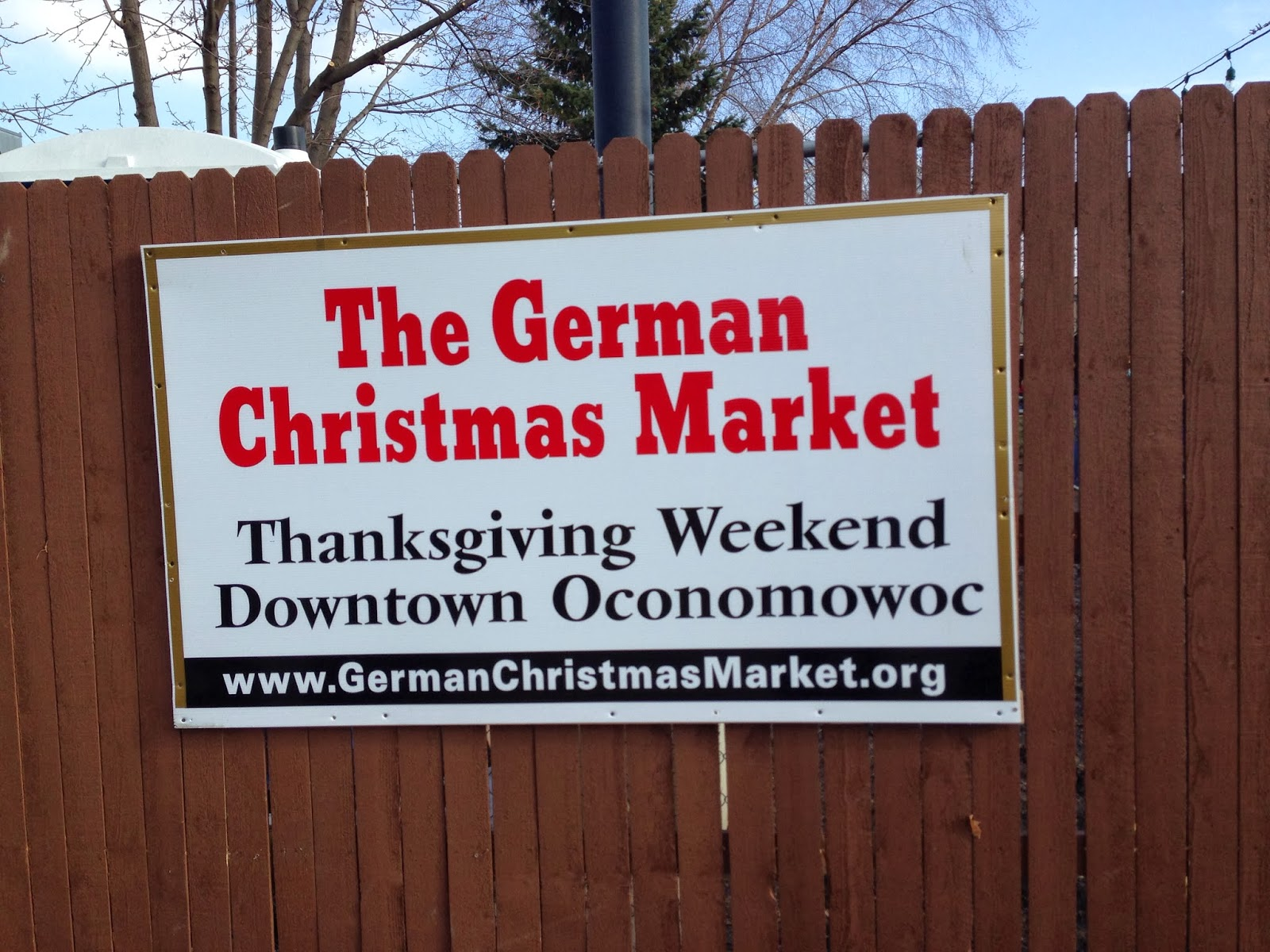since i love german christmas markets and well germany in general i was excited to attend one this year next year milwaukee will be getting their own as - Oconomowoc Christmas Market