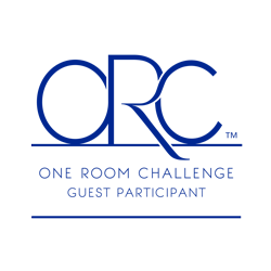 2015 One Room Challenge guest participant family room makeover