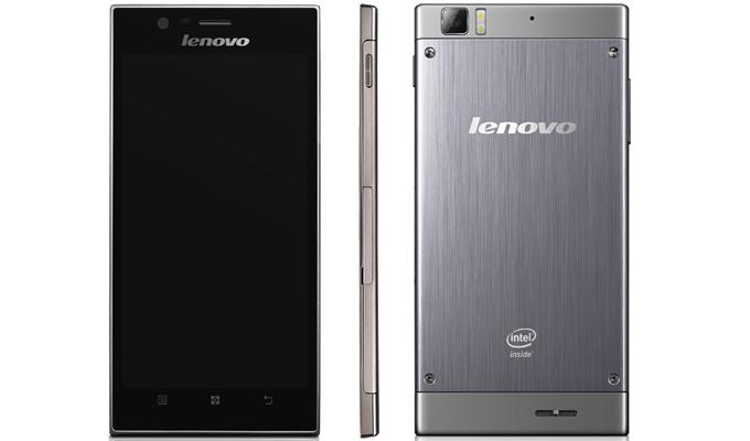 Lenovo K900 con procesador de Intel, llegara pronto