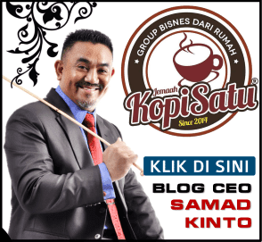 BLOG CEO SAMAD KINTO :