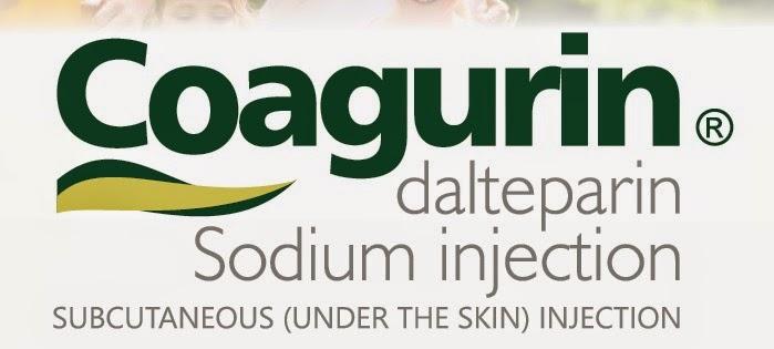 Coagurin Dalteprin Sodium Subcutaneous Injection Taj Pharma