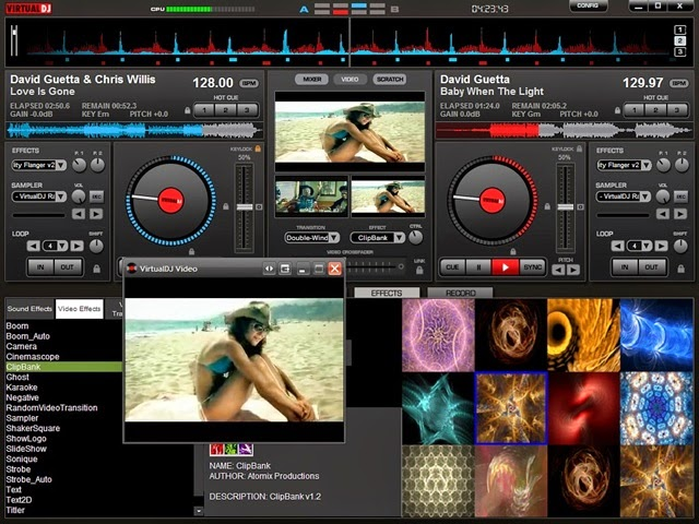 Descargar Virtual DJ Gratis en Espaol - PortalProgramas
