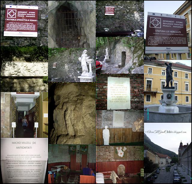 Historical aspects. Vestigii istorice