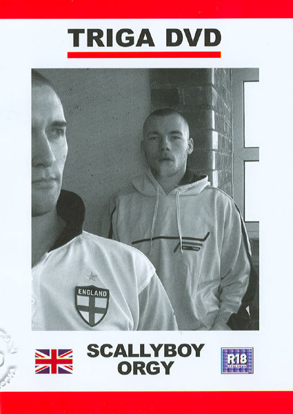 Scally Boy Orgy Cover Front