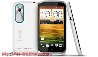 Spesifikasi Dan Harga HTC Desire X