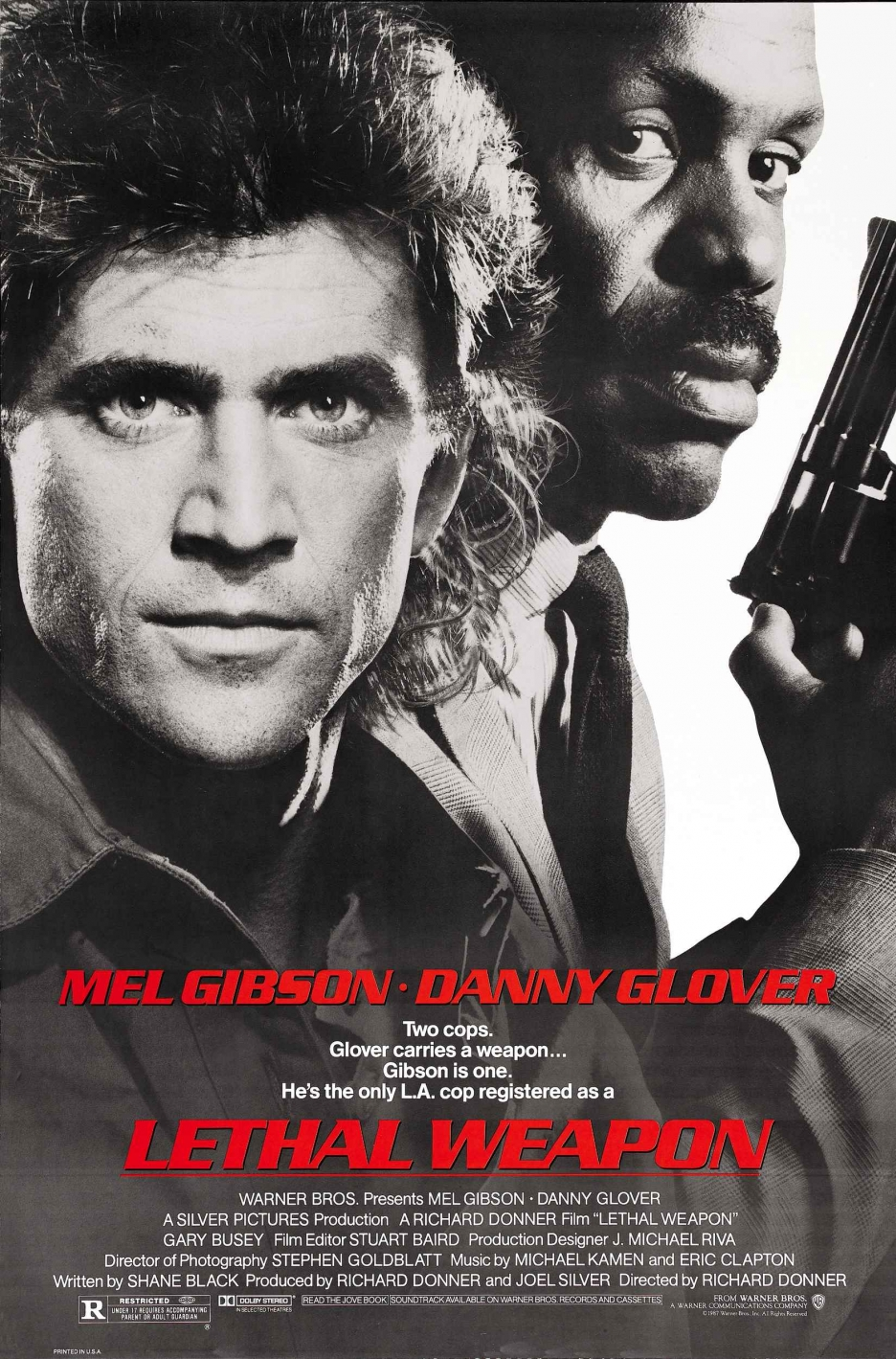 The njnm podcast: ep. 72 - lethal weapon